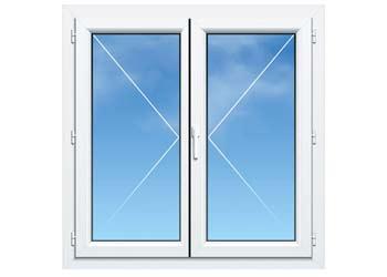 Image fenêtre isolante.