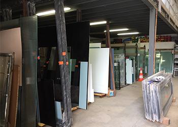 atelier stock verre miroitier vitrier