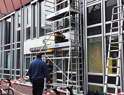 Miroiterie & vitrerie des espaces publics et collectifs