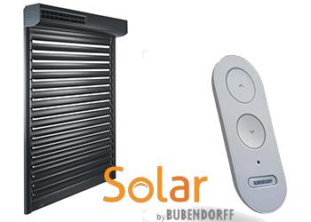volets roulants Solar Bubendorff
